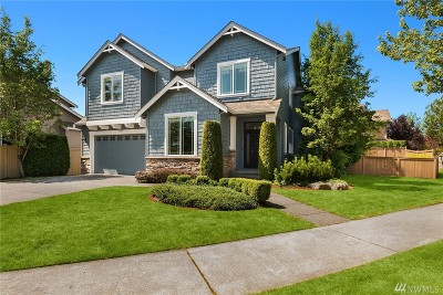 North Bend, Snoqualmie Single Family Home For Sale: 34007 SE Salal St