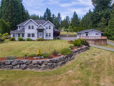 Redmond Single Family Home For Sale: 4521 268th Ave NE