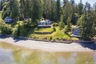 Pierce County Single Family Home For Sale: 1414 W Herron Blvd NW