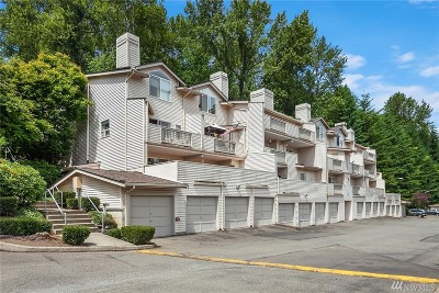 Bothell Condo/Townhouse For Sale: 15809 Waynita Wy NE #G301