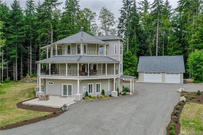 Poulsbo Single Family Home For Sale: 22901 Storybook Lane NE