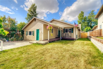 Tacoma Single Family Home For Sale: 613 E 51st St