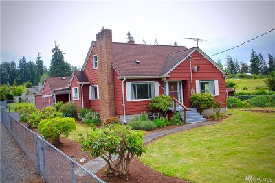 Tacoma Single Family Home For Sale: 8805 Vickery Ave E