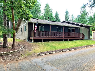 Thurston County Single Family Home For Sale: 17806 Clear Lake Blvd SE
