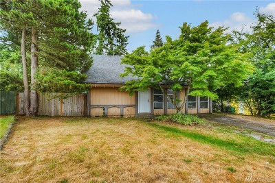 Federal Way Single Family Home For Sale: 2019 S 282nd Place