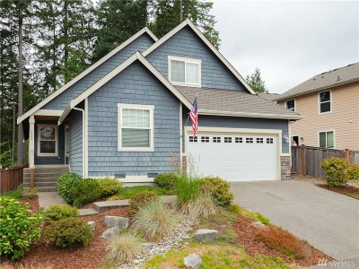 Port Orchard Single Family Home For Sale: 4384 Dutchess Place SE