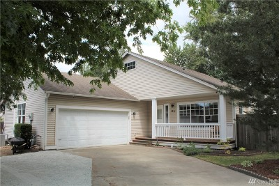 Mount Vernon Single Family Home For Sale: 1211 Hawthorne Place