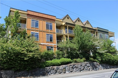 Whatcom County Condo/Townhouse For Sale: 910 Gladstone #206