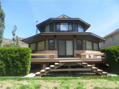 Quincy Single Family Home For Sale: 1024 River Dr SW