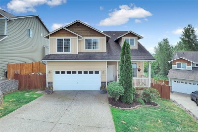 Marysville Single Family Home For Sale: 6810 36th St NE