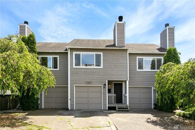 Seattle Single Family Home For Sale: 927 NW 51st St #C