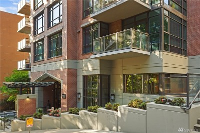 Seattle Condo/Townhouse For Sale: 1420 Terry Ave #905
