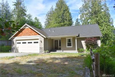 Camano Island Single Family Home For Sale: 420 W Dry Lake Rd