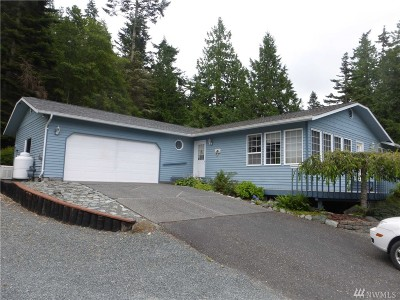 Anacortes, La Conner Single Family Home For Sale: 11991 Marine Dr