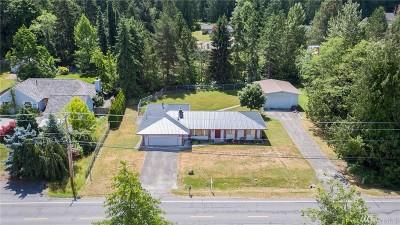 Mount Vernon Single Family Home Pending: 3020 E Fir St