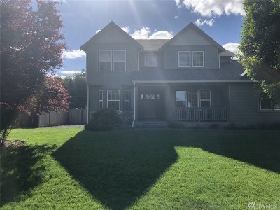 Olympia Single Family Home For Sale: 4136 90th Wy SE