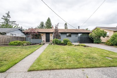 Skagit County Single Family Home For Sale: 1625 S 14th St