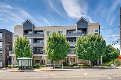 Seattle Condo/Townhouse For Sale: 9057 Greenwood Ave N #101