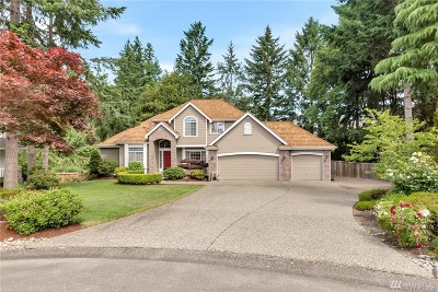 Gig Harbor Single Family Home For Sale: 4316 77th Av Ct NW