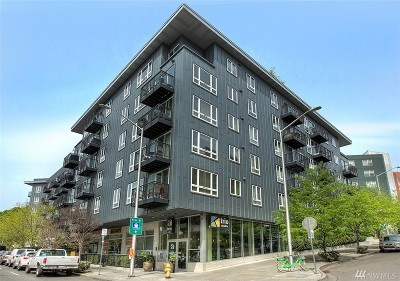 Seattle Condo/Townhouse For Sale: 3104 Western Ave #408
