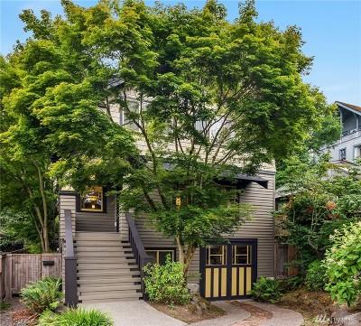 Seattle Single Family Home For Sale: 2413 E Aloha St