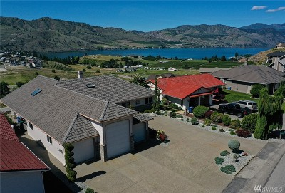 Chelan County Single Family Home For Sale: 124 Bogey Blvd