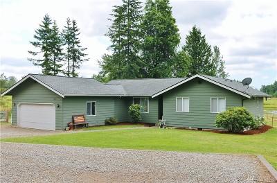 Blaine Single Family Home For Sale: 1883 Burk Rd