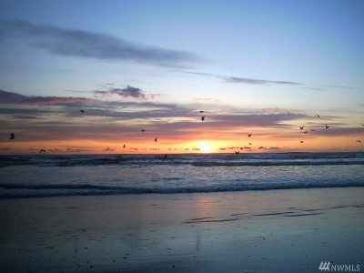 Grays Harbor County Condo/Townhouse For Sale: 1377 Ocean Shores Blvd SW #504