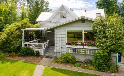 Lynden Single Family Home For Sale: 848 H Street Rd
