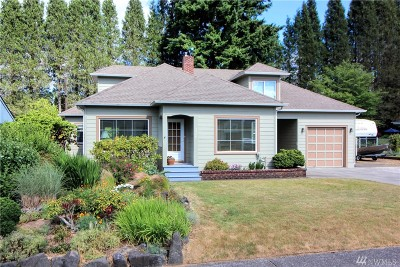Tumwater Single Family Home Pending: 3338 Hawthorne Place SE