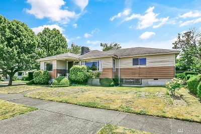 Tacoma Single Family Home For Sale: 2702 S 13th St