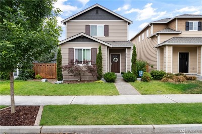 Lacey Single Family Home For Sale: 3411 Juno St NE