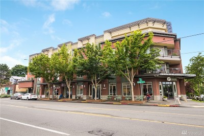 Seattle Condo/Townhouse For Sale: 6015 Phinney Ave N #202