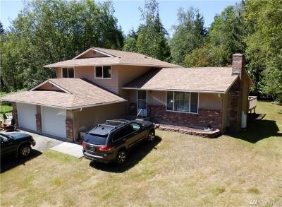 Arlington Single Family Home For Sale: 13224 McElroy Rd