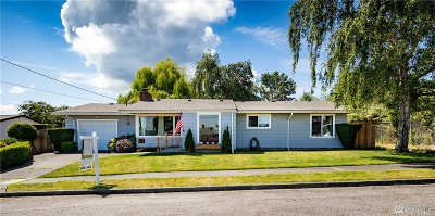 Anacortes Single Family Home Sold: 1405 26th St