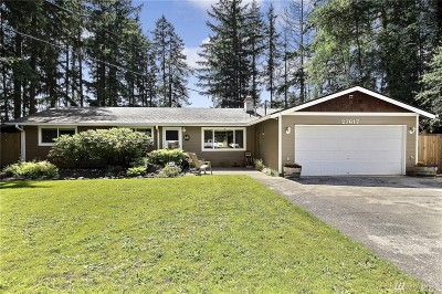 Maple Valley Single Family Home For Sale: 27617 217th Ave SE