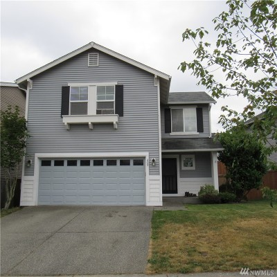 Skagit County Single Family Home For Sale: 409 Crested Butte Blvd