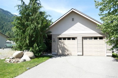 Chelan County Single Family Home For Sale: 254 Prospect St