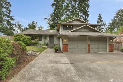 Edmonds Single Family Home For Sale: 5309 148th St SW