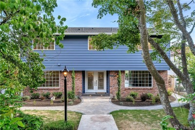 Normandy Park Single Family Home For Sale: 17923 Brittany Dr SW
