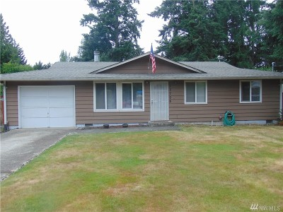 Puyallup Single Family Home For Sale: 12708 105th Av Ct E
