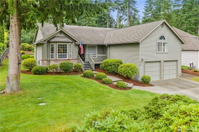 Port Orchard Single Family Home For Sale: 5642 Troon Ave SW