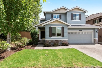 Bothell WA Single Family Home For Sale: $799,900