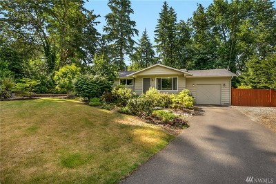 Bothell Single Family Home For Sale: 33 231st St SE