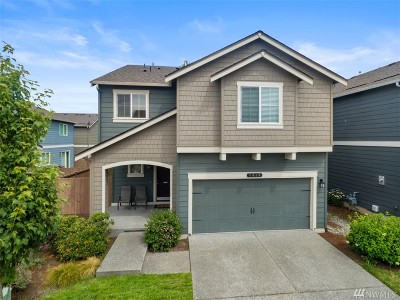 Puyallup Single Family Home For Sale: 1019 28th St NW