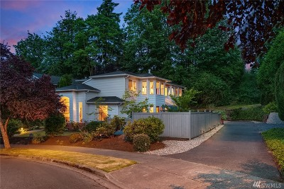 Kirkland Single Family Home For Sale: 607 17th Ave