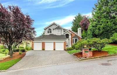 Bellevue Single Family Home For Sale: 3236 165th Place NE