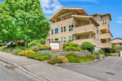 Burien Condo/Townhouse For Sale: 430 SW 156th St #103