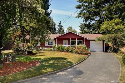 Federal Way Single Family Home For Sale: 31220 12th Ave SW