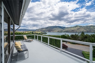 Chelan Single Family Home For Sale: 104 Riviera Place